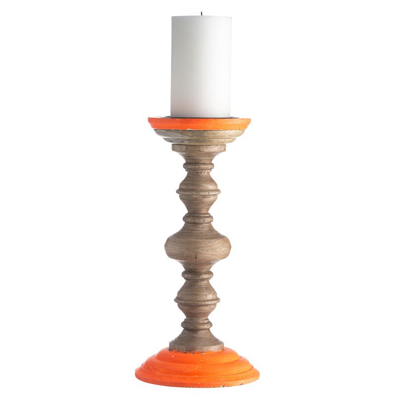 Dänische Kerzenständer Holz ~ FF10 663 NY Kerzenständer NEO Möbel & Wohnen Dekoration
